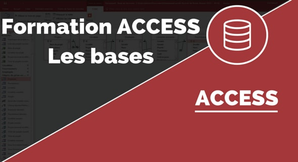 Formation Microsoft Access